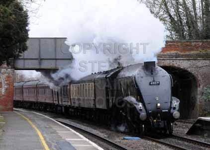 Purchase photo of 60019 BITTERN at Aldermaston