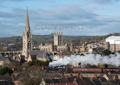 Purchase photo of 45212 Black Five at Bath