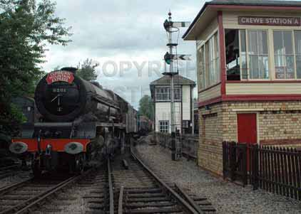 Purchase photo of 46201 PRINCESS ELIZABETH at Crewe Heritage Centre