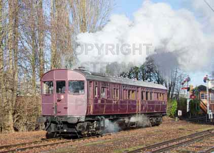 Purchase photograph of 93 Steam Railmotor at Didcot