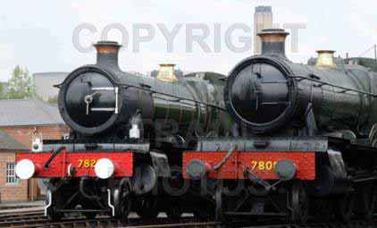 Purchase posters of 7827 LYDHAM MANOR &  7808 COOKHAM MANOR