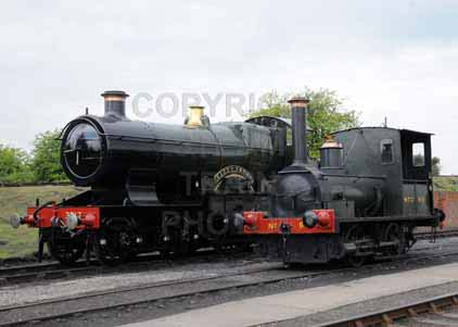 Purchase photo of 3717 CITY OF TRURO &  5 SHANNON at Didcot