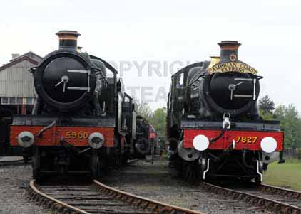 Purchase photo of 5900 HINDERTON HALL &  7827 LYDHAM MANOR at Didcot