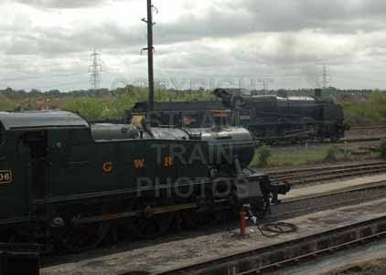Purchase photo of 31806 U &  6106 2-6-2T at Didcot