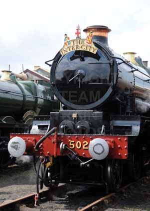 Purchase photo of 5029 NUNNEY CASTLE at Didcot