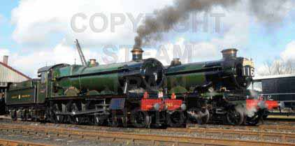 Purchase posters of 4965 ROOD ASHTON HALL &  5043 EARL OF MOUNT EDGCUMBE