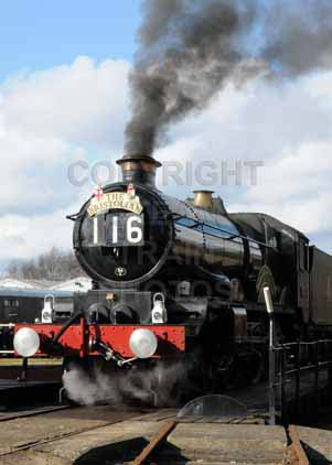 Purchase photo of 5043 EARL OF MOUNT EDGCUMBE at Didcot
