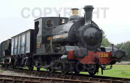 Purchase posters of 1338 0-4-0ST