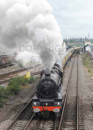 Purchase photo of 46201 PRINCESS ELIZABETH at Didcot