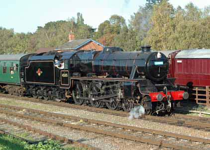 Purchase photo of 45305 ALDERMAN A E DRAPER at Great Central Railway