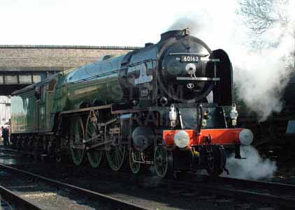 Purchase photo of 60163 TORNADO at Great Central Railway