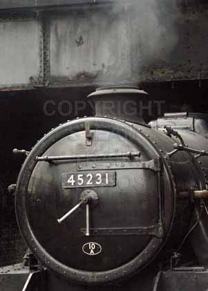Purchase photo of 45231 SHERWOOD FORESTER at Great Central Railway