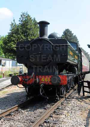 Purchase photo of 4612 0-6-0PT at Gloucestershire Warwickshire Railway