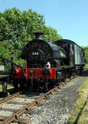 Purchase photo of 1144 (OLWEN 0-4-0ST) at Gloucestershire Warwickshire Railway