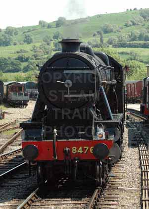 Purchase photo of 8476 (8274 8F) at Gloucestershire Warwickshire Railway