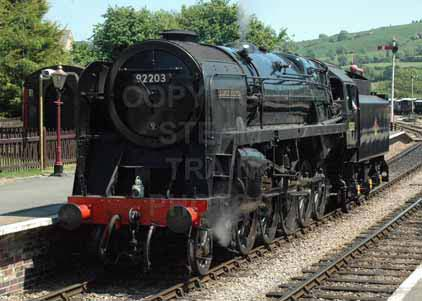 Purchase photo of 92203 BLACK PRINCE at Gloucestershire Warwickshire Railway