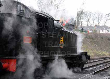 Purchase photo of 5224 Heavy Freight Tank Engine at Mid Hants Railway
