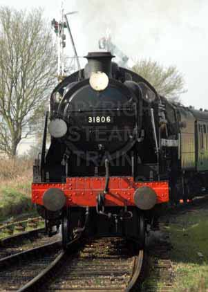 Purchase photograph of 31806 U at Mid Hants Railway
