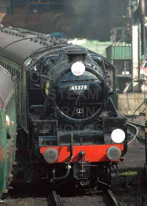 Purchase photo of 45379 Black Five at Mid Hants Railway