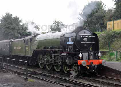 Purchase photo of 60163 TORNADO at Mid Hants Railway