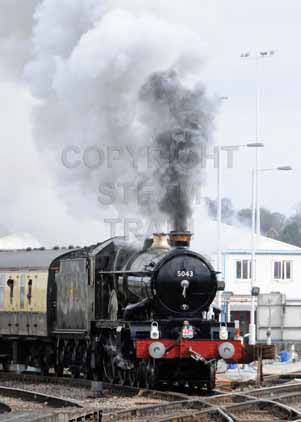 Purchase photo of 5043 EARL OF MOUNT EDGCUMBE at Reading West