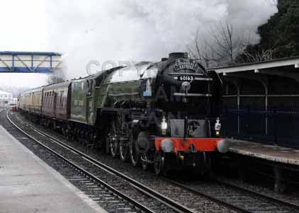 Purchase photo of 60163 TORNADO at Reading West