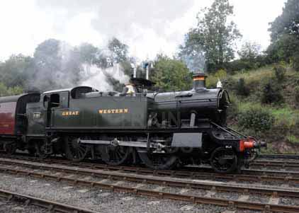 Purchase photo of 5164 2-6-2T at Severn Valley Railway