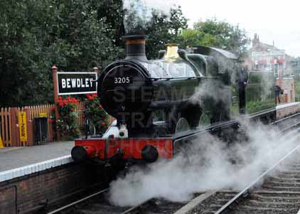 Purchase photo of 3205 0-6-0 at Severn Valley Railway
