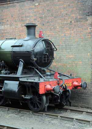 Purchase photo of 4566 2-6-2T at Severn Valley Railway
