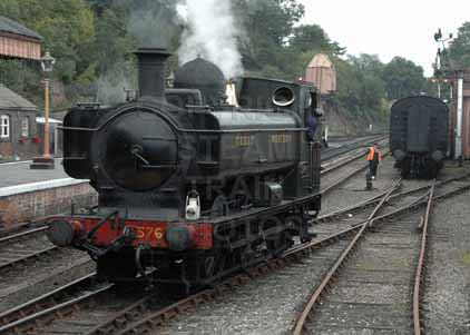 Purchase photo of 5764 0-6-0PT at Severn Valley Railway