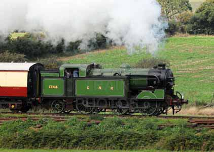 Purchase photo of 1744 N2 at Swanage Railway
