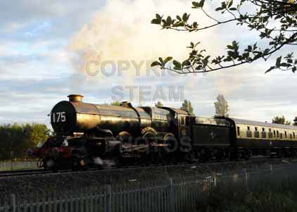 Purchase photo of 6024 KING EDWARD I at Theale