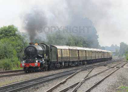 Purchase photo of 6024 KING EDWARD I at Tilehurst