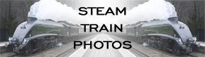 Steam Train Photos